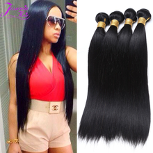 Rosa Hair Products Brazilian Virgin Hair Straight 8A Unprocessed Mink Brazilian Straight Hair Extension Human Hair Weave Bundles(China (Mainland))