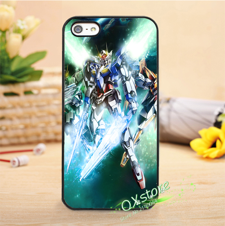 font b gundam b font 19 fashion phone cover case for iphone 4 4s 5
