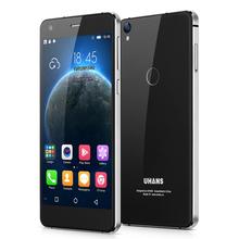 Original Uhans S1 5.0 Inch Android 6.0 MTK6753 Octa core Smartphone 32G ROM 3G RAM Phone 4G Dual Sim 2200mAh Unlock Mobile Phone