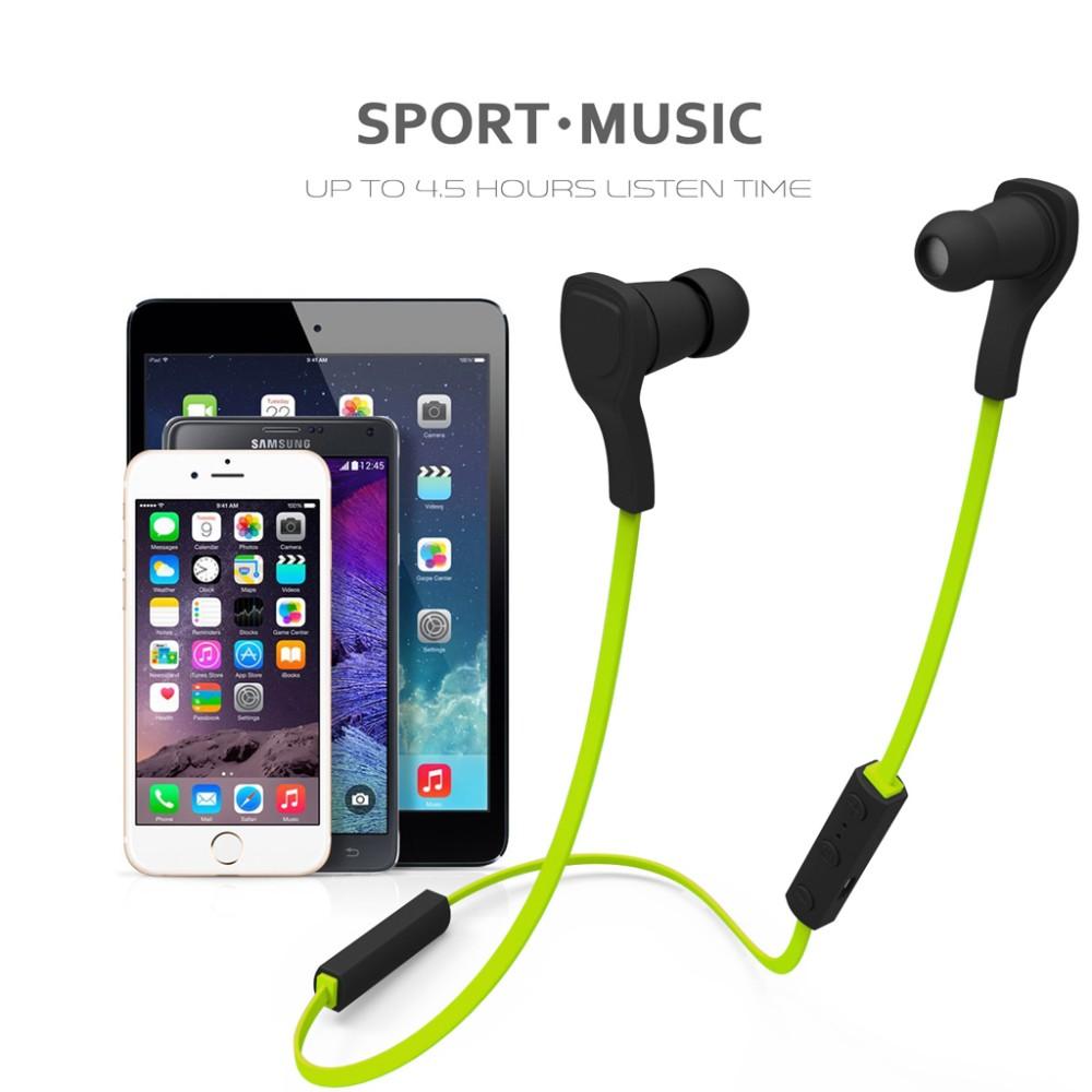 auriculares bluetooth V3.0+EDR Stereo Wireless Earphone Waterproof Bluetooth Headset fone de ouvido Sport Action BT-H06 & MIC(China (Mainland))
