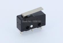 20 шт. / lot 3pin все предел переключатель N / on / C 5A250VAC KW11-3Z Mini микро-карты переключатель сразу
