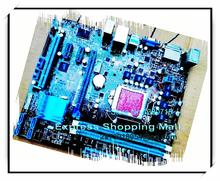 P8H61-M LE/USB3 Desktop Motherboard LGA1155 tested working