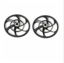 Buy 2X Esky EK1-0584 Main Gear&One way bearing ESKY Belt-CP 004104 V2 CX Belt-CP for $16.00 in AliExpress store