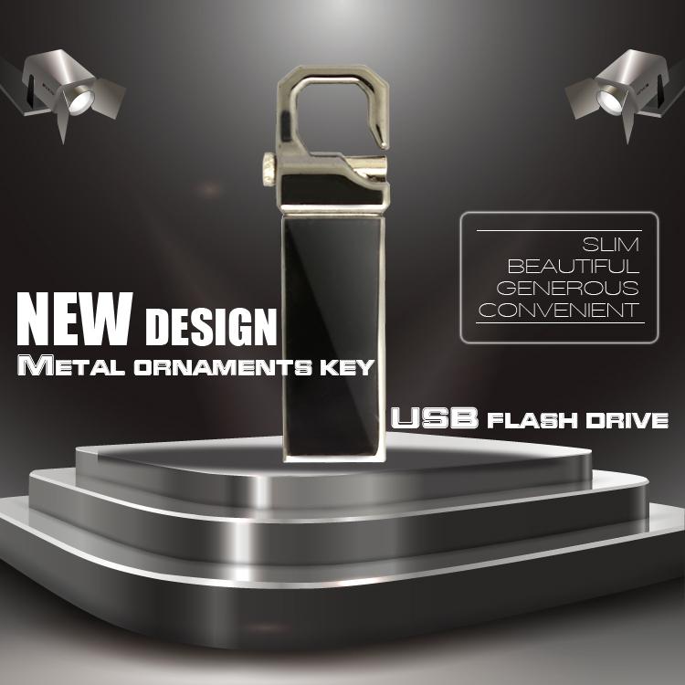 Real 32GB USB Flash Drive 16GB Pen Drive memoria usb stick 8GB 4GB Pendrive Stainless Steel USB 2.0 Flash Drive Free shipping(China (Mainland))