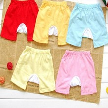 Catoon Toddler Boy Girl Baby Cute Patterns PP Kid Short Pants Trousers Bottoms(China (Mainland))