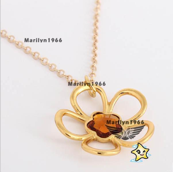 AA0270 Magical Girl Lyrical Nanoha StrikerS pendant necklace for boy girl fashion cartoon jewelry for girl women(China (Mainland))