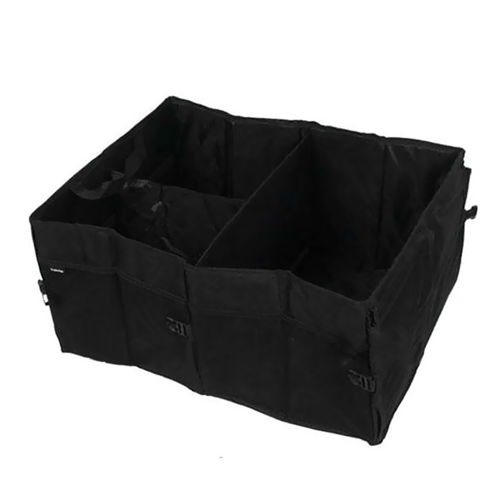Free Shipping Car Boot Storage Bags Auto Folding Toolbox Organizer Box Supplies Locker Portable Car Trunk Carrying Reticule(China (Mainland))
