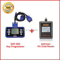 2015 Promotion price Original  Newly SuperOBD SKP-900 SKP900 Key Programmer V3.4 + NSPC001 auto Pin code reader can do 2015 car
