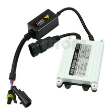 Car AC 12V 55watt Slim HID Replacement Ballast 55W Xenon Conversion Kit H4 H7(China (Mainland))
