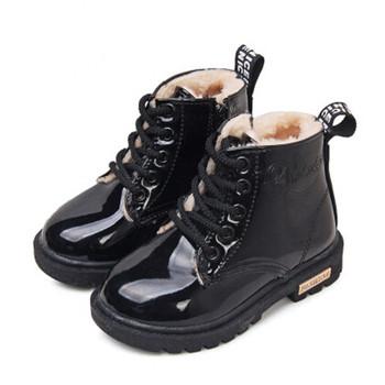 Дети мартин сапоги новый 2014 классические снегоступы ботинки дети детей мальчиков и девочек сапоги для верховой езды в розницу бесплатная доставка