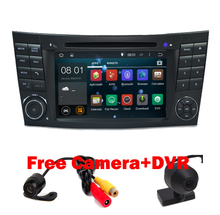 Buy Stock Quad Core 1024*600 Touch Screen Car DVD Player mercedes w211 Android 5.1 W209 W219 3G WIFI Radio Stereo GPS 3G for $287.85 in AliExpress store