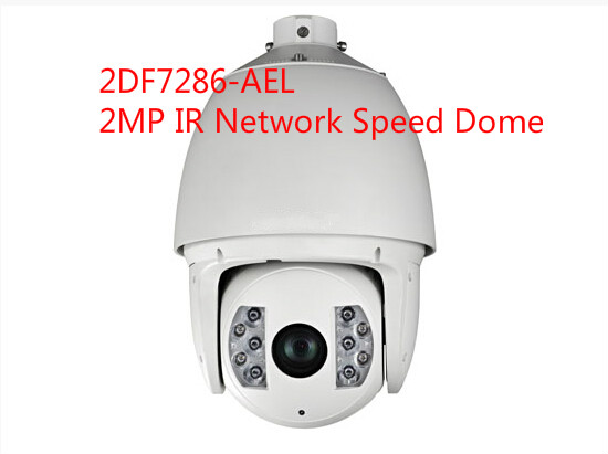 DS-2DF7286-AEL DS-2DF7286 series 2MP IR Network Speed Dome IR PTZ dome camera IP66 Rating UP TO 1920x1080<br><br>Aliexpress