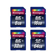2016 Real Capacity SD card memory card SD Card 8GB 16GB 32 GB 64GB class 10 flash Digital SD Memory Card XC-PPTF-03(China (Mainland))