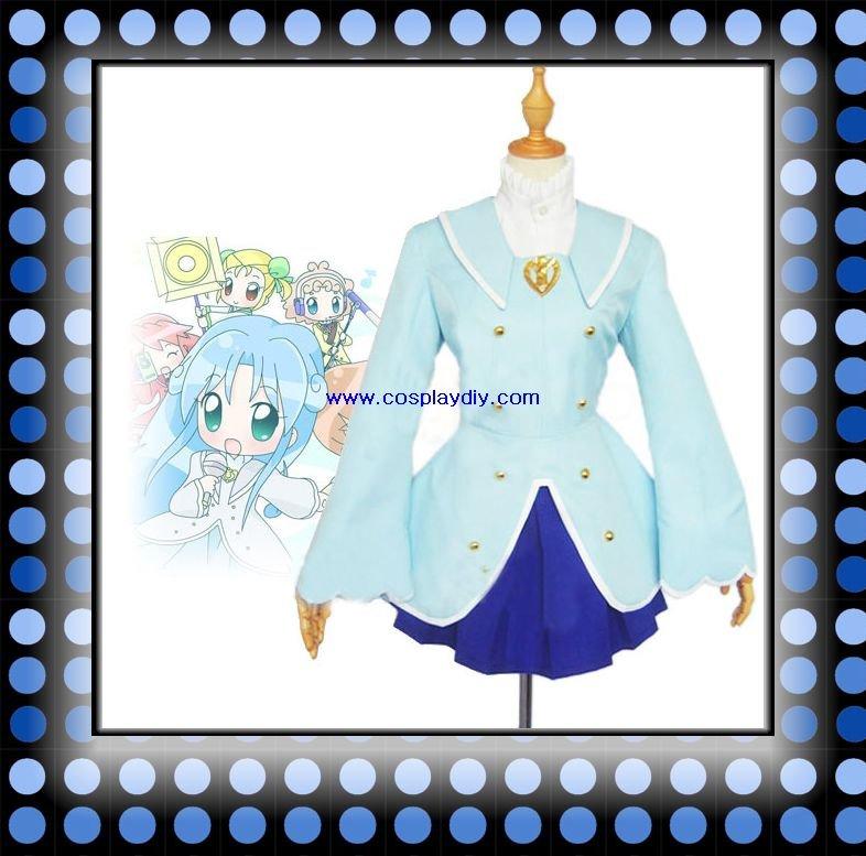 Здесь можно купить  Fushigiboshi No Futago Hime Gyu Fine Halloween Cosplay Costume(Freeshipping) Fushigiboshi No Futago Hime Gyu Fine Halloween Cosplay Costume(Freeshipping) Одежда и аксессуары