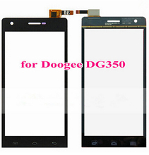 Original Doogee DG350 Smartphone LCD touch Screen Digitizer Panel Repair Assembly,mobile phone PARTS