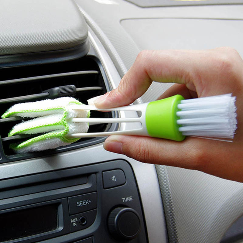Home brush for keyborad dust collector air-condition cleaner multifunction home cleaning for car cleaning windows utensil(China (Mainland))