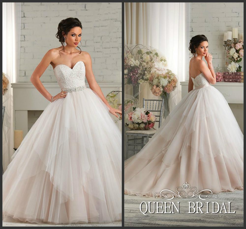 Vestido de novia Ballgown