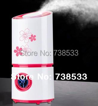 High Quality Nebulizer Ultrasonic Humidifier Mute Home Air Humidifier Mini Ultrasonic Sterilization Oxygen Bar, Aromatherapy(China (Mainland))