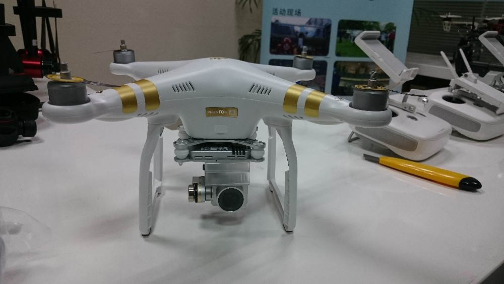 100% Original DJI Phantom 3 4k Drone with Camera FPV RC Quadcopter with 4K Camera VS DJI Phantom 3 Professional DHL EMS Free