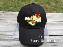 2017 Jordans Movie Space Jam Hat Baseball Cap Fashion Curved Chapeau Dad Hats Casquette Brand Snapback Hip Bone Men Women(China (Mainland))