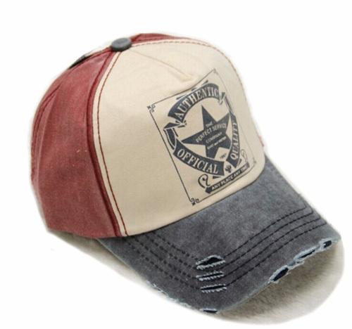 2014 fashion big baseball caps finishing hiking retro