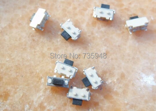2x4*3.5 SMT micro key Switch side button switch for MP3 MP4 MP5 Tablet PC mobiles and other products(China (Mainland))
