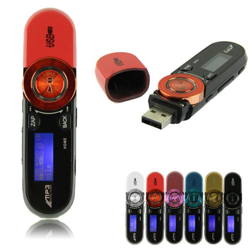 Cheap Mini Portable LCD HD Screen MP3 Music Player LCD Screen USB 16GB Support Flash TF Player MP3 Music Sport FM Radio(China (Mainland))