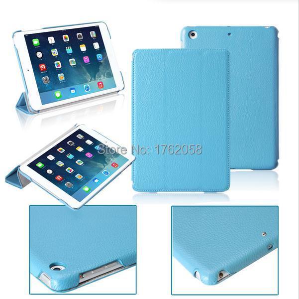 Hot Ultra Slim Magnetic Smart Flip Stand PU Leather Cover Case Apple iPad Mini 1 2 3 Retina Display Wake Up/Sleep Function - Green Lake Electronics Co., Ltd. store