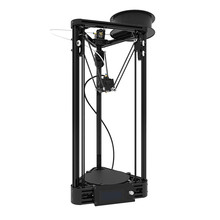 2016 DIY Injection Model Kossel Mini 3D Printer Delta Rostock Pulley 3D Printer