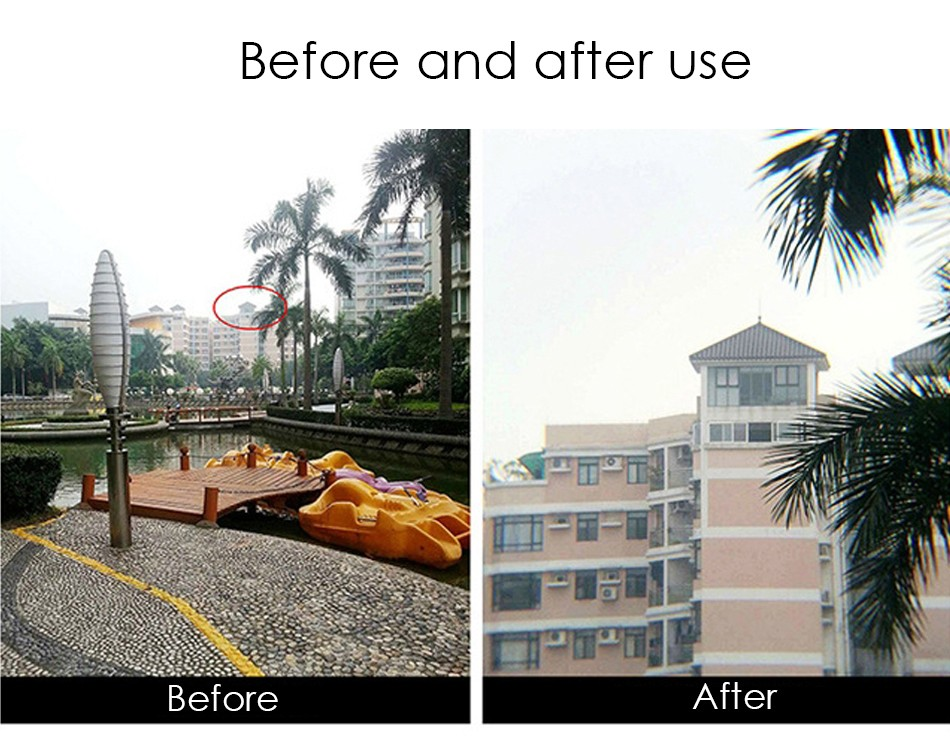 For Xiaomi Redmi Note 3 Pro/Huawei P8 P9 Lite Y6 Mini 8x Zoom Telescope Camera Lens Mobile Phone Telephoto Lentes Lenses Adapter