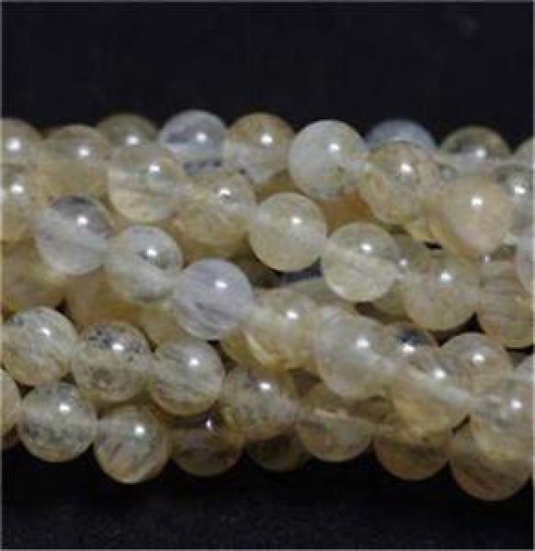 2016 Special Offer Limited Round-brilliant-shape Natural 8mm Quartz Crystal Gems Loose Beads(China (Mainland))