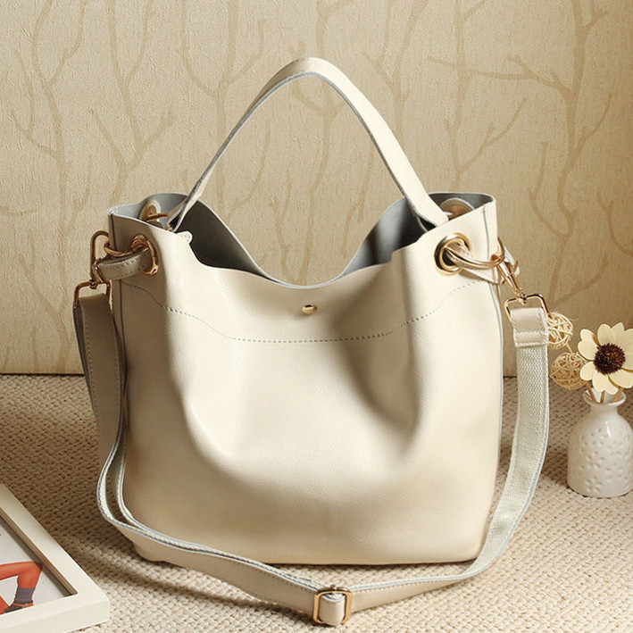 Сумка через плечо Famous Designer Brand Genuine Real Leather Tote Bag 100% femininas 2015 KS14-0914 real cow leather tote bag women genuine leather handbag shoulder bag high quality designer brand boston crossbody bag