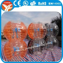 Free Shipping Bubble Soccer Inflatable Human Hamster Ball Suit,Loopy Ball(China (Mainland))