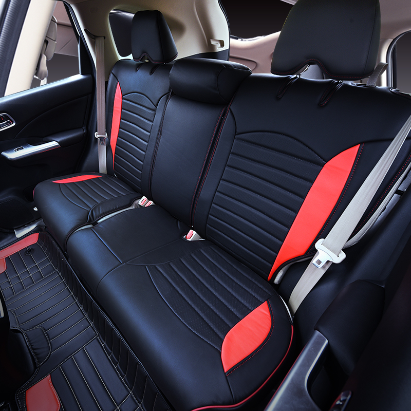 buy kust pu leather car seat decoration covers for crv 2015 interior. Black Bedroom Furniture Sets. Home Design Ideas
