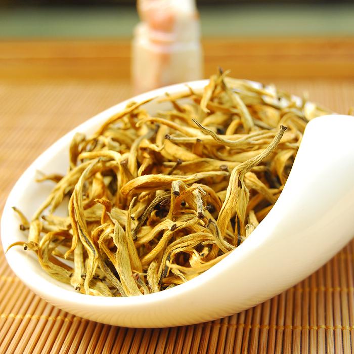 100g Chinese Yunnan dian hong black tea top grade the China black tea premium products organic food the tea black free shipping<br><br>Aliexpress