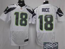 Signature Edition 100% Elite men Seattle Seahawks 88 Jimmy Graham 89 Doug Baldwin 18 rice 11 HARVIN 80 Steve Largent(China (Mainland))
