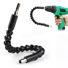 Auto Motorcycle New Black Connecting Link For Electronic Drill Flexible Connection Shaft Free Shipping Car Repair Tools(China (Mainland))
