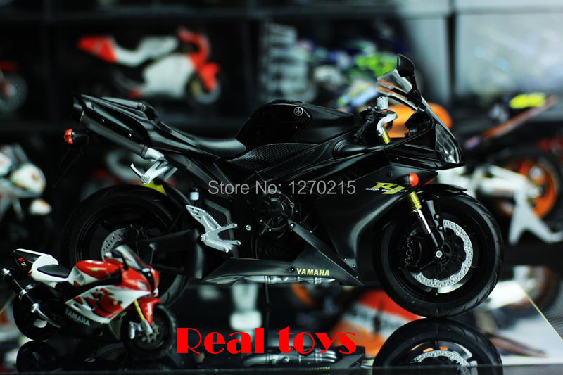 Free Shipping 1:10 Alloy super motorcycle Model for yamaha yzf r1 08(China (Mainland))