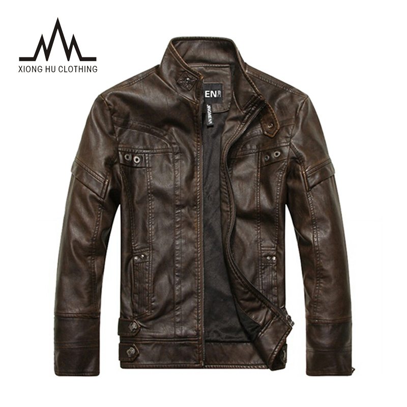 Free shipping and returns on Men's Leather (Genuine) Coats & Jackets at mundo-halflife.tk