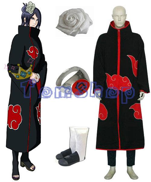 Anime Naruto Akatsuki ...