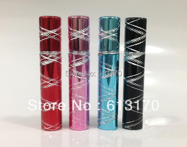8ml glass perfume bottle travel spray bottle Atomizer bottle wholesales free shipping YK01<br><br>Aliexpress