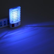 Mini Mute Night Light Insect Mosquito Repellent Mosquito Flies House Fly Home Safe Anti Mosquito Mosquito Repellent Electric(China (Mainland))