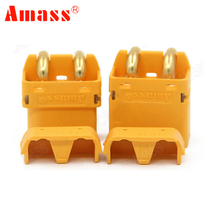 Buy 2 pair Amass XT60PW Plug Connector Male & Female RC Battery Rc Models for $2.20 in AliExpress store