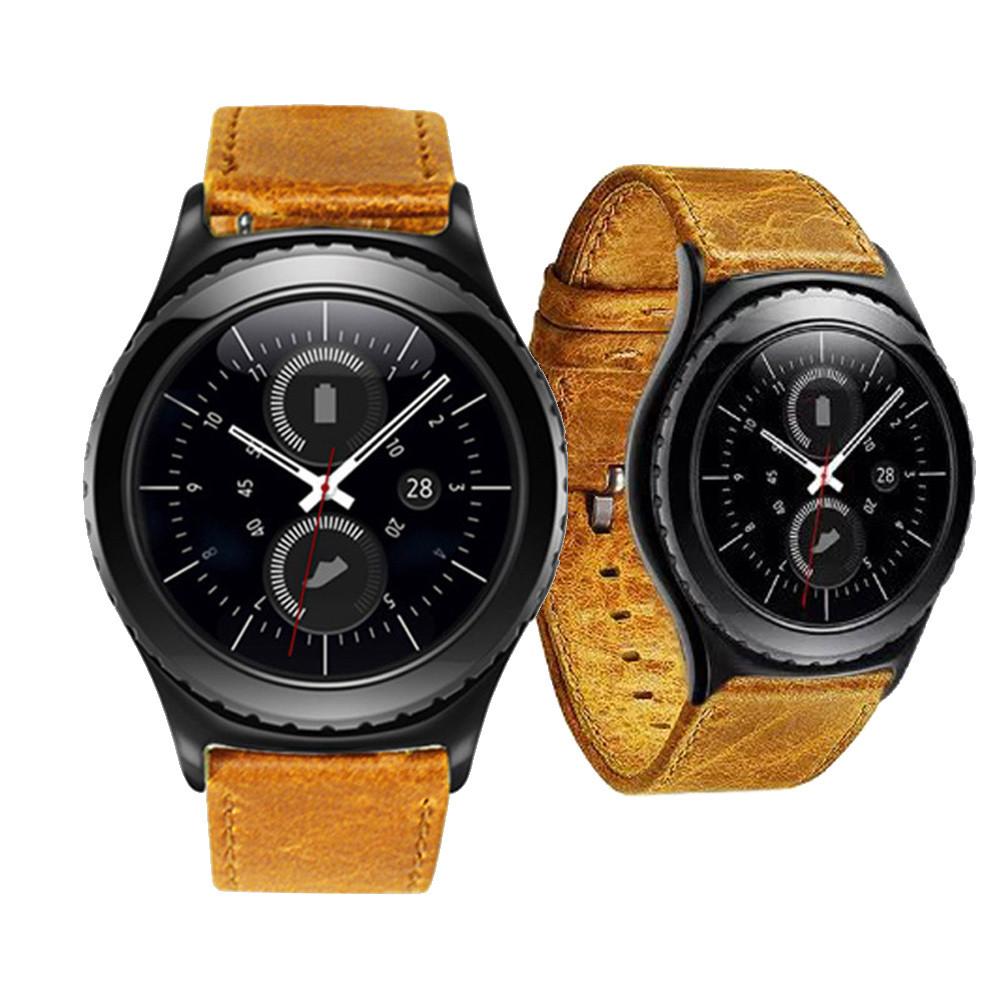 wholesale luxury genuine leather men women watch band