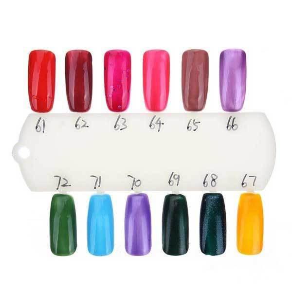 Dakotad 150 Colors XDJ Nail Art Polish Nail Lacquer 15ML 37-72(China (Mainland))