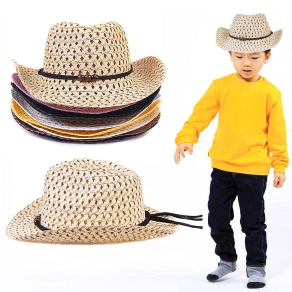 Мужская ковбойская шляпа New brand , 7/12years , CA146