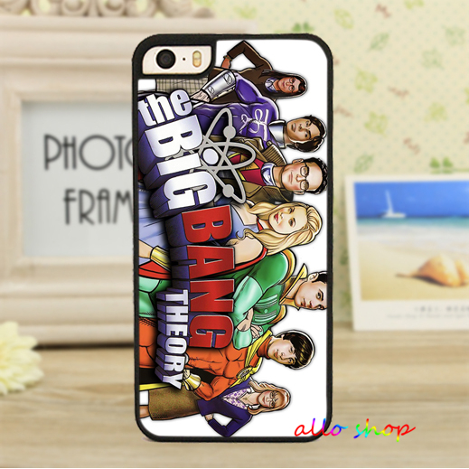 the big bang theory 10 fashion original cell phone case cover for iphone 4 4S 5 5S 5C 6 6 plus(China (Mainland))