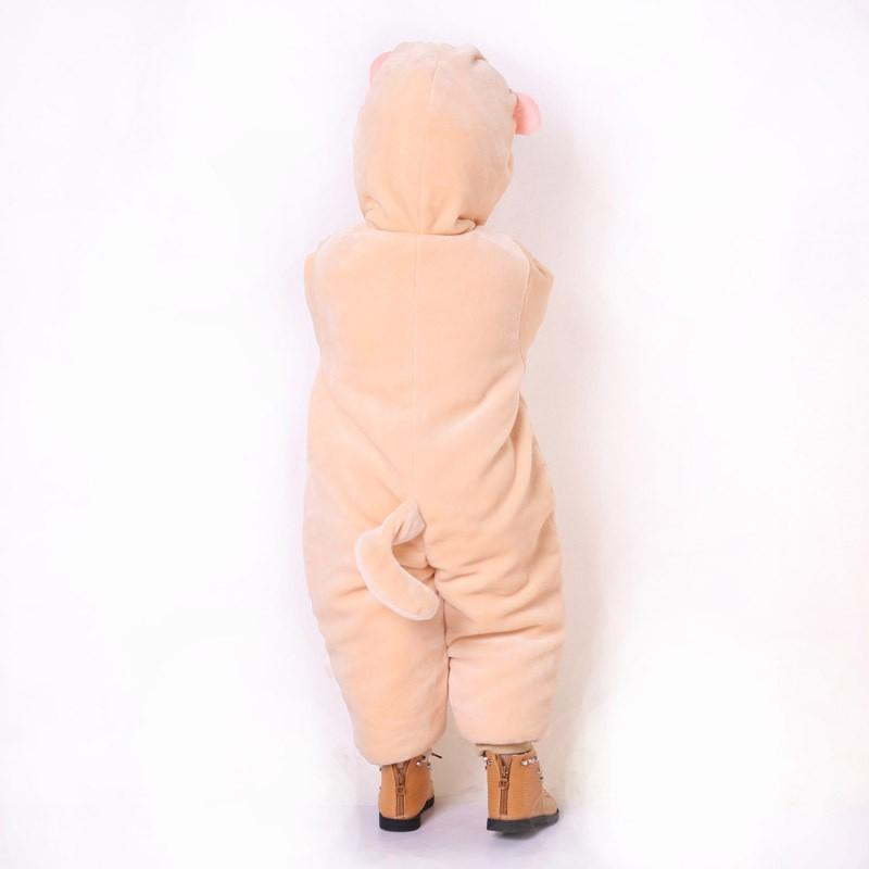 Скидки на 2016 новый 6 стилей детей фланели мультфильм комбинезоны милый ребенок комбинезон мягкая зима весна тело костюмы для новорожденных бесплатная доставка