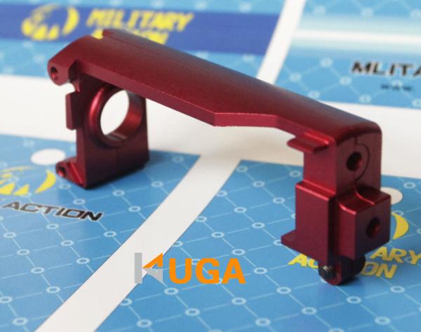 KUGA CNC 7075 Aviation Aluminum Motor Frame for g36 g36c g36k Series Airsoft AEG Free Shipping<br><br>Aliexpress