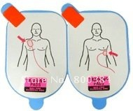 5 Pairs Electrodes for AED Defibtech Lifeline Training